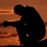 man_praying