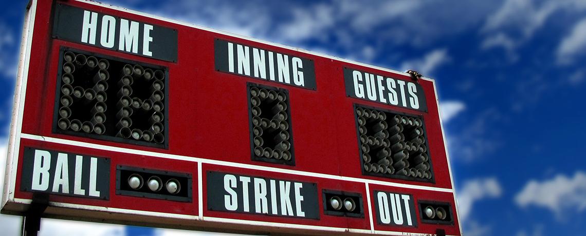 Compelling Scoreboard